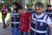 AKARYAKIT İSTASYONU - Akaryakıt İstasyonundan Çocuk Kaçıran Zanlılar Hakim Karşısında