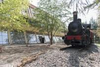 AÇIKÖĞRETİM FAKÜLTESİ - Anadolu Üniversitesi 'Tren Kafe' İçin Çalışmalar Hızla Devam Ediyor