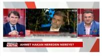 HÜRRIYET GAZETESI - 'Askerliği Nerede Yaptın Ahmet Hakan'