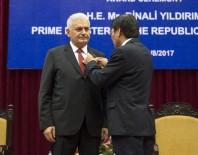 VIETNAM - Başbakan Yıldırım'a Vietnam'da Şeref Madalyası