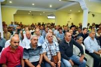 MALTEPE BELEDİYESİ - Başıbüyük Planları Halkla Birlikte Masaya Yatırıldı