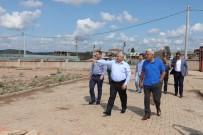 AHMED-I HANI - Başkan Karaosmanoğlu Körfez'de Projeleri İnceledi