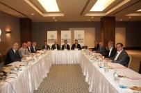 HÜSEYIN AKSOY - Başkan Toçoğlu, MARKA Ağustos Ayı Yönetim Kurulu Toplantısı'na Katıldı