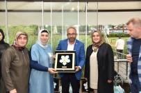 Başkan Üzülmez, Mardin Kadın Kollarını Misafir Etti