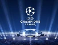 UEFA ŞAMPİYONLAR LİGİ - Beşiktaş'ın Şampiyonlar Ligi'ndeki rakipleri belli oldu