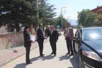 EMNIYET MÜDÜRLERI KARARNAMESI - Bolu'nun Yeni Emniyet Müdürü Görevine Başladı