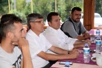 BOZÜYÜK BELEDİYESİ - Bozüyük Belediye Başkanı Fatih Bakıcı, Pazarcı Esnafını Dinledi
