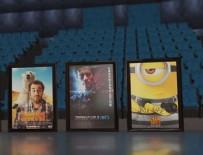 GÖKHAN KIRAÇ - Bu hafta 6 film vizyona girecek