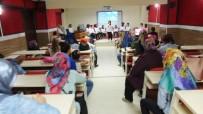 Burhaniye'de Kursiyerlerin Hatim Sevinci