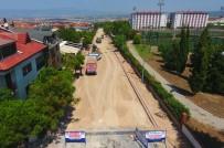 KANYON - Büyükşehir'de Üst Yapı Çalışmaları Devam Ediyor