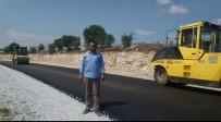 HÜSEYIN YıLDıZ - Çavdarhisar'da Yol Çalışmaları