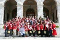 OKYANUS - Damla Projesi Kapsamında Gönüllü Gençler, Vali Şahin'i Ziyaret Etti