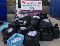 KAÇAK AKARYAKIT - Diyarbakır'da Kaçağa Milyonluk Darbe