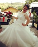 TAKI TÖRENİ - Down Sendromlu Kız İçin Ailesi Temsili Düğün Yaptı