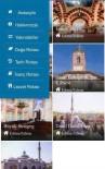 MAHMUT ŞAHIN - 'Edirne Turizm Rotaları'' Mobil Uygulaması Kullanıma Hazır