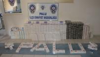 Elazığ'da 6 Bin Paket Kaçak Sigara Ele Geçirildi