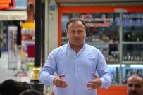 EMRE AYDIN - Erbaa Cumhuriyet Meydanı Çalışmaları