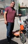 ELEKTRİKLİ BİSİKLET - Eskişehir'de Öğrencilerin Yeni Gözdesi Elektrikli Bisikletler