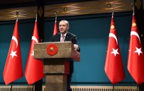HULUSİ AKAR - Genelkurmay Başkanı Akar'ı Kabul Etti