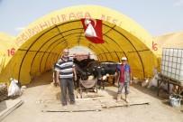 KURBAN PAZARI - Gölbaşı Belediyesi Kurban Bayramı'na Hazır