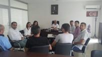 CENGIZ ERGÜN - Hafriyat Yönetim Sistemi Gördes'te Uygulanmaya Başladı