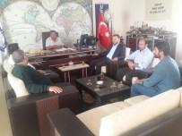 MUSA ANTER - HÜDA PAR Van İl Başkanı Hurdacılar Sitesini Ziyaret Etti