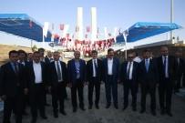 MEHMET EMIN ŞIMŞEK - İçişleri Bakanlığı Müsteşarı İnce Malazgirt'te