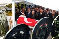 BÜLENT ECZACIBAŞI - İşadamı Feyyaz Berker Son Yolculuğuna Uğurlandı