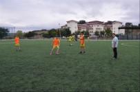 İvrindi' De 18 Yaş Altı Kaymakamlık Futbol Turnuvası Başladı