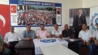 TOPLU SÖZLEŞME - Kamusen'den Toplu Sözleşme Tepkisi