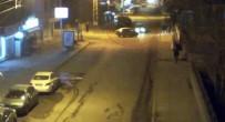 KIRMIZI IŞIK - Kars'ta Trafik Kazaları MOBESE'de
