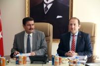 TARıM - KUDAKA Yönetim Kurulu Bayburt'ta Toplandı