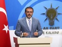 MAHİR ÜNAL - AK Parti MKYK toplantısı sonrası Mahir Ünal'dan açıklama