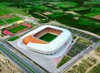 ELEKTRONİK BİLET - Malatya'da Hazır Olan Yeni Stadyumun Açılmamasına Tepkiler Büyüyor
