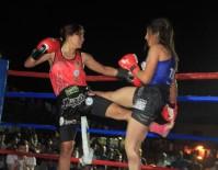 HASAN YıLDıZ - Muay Thai Gala Gecesi Hakkari'de Yapıldı