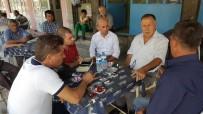 ERSOY ARSLAN - Muhtarlıklar Dairesi Gökçeköy'ün Nabzını Tuttu