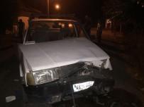SITKI KOÇMAN ÜNİVERSİTESİ - Ortaca'da Trafik Kazası; 2 Yaralı