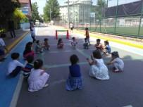 KAPALI ALAN - Oyun Sokağı Çocukların Vazgeçilmez Noktası Oldu