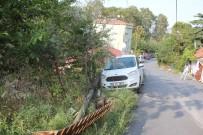 GÜL SOKAK - İstanbul'da Faciadan Dönüldü