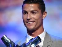 AVRUPA FUTBOL ŞAMPİYONASI - Avrupa'da yılın futbolcusu seçildi