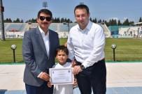 FARUK ÇELİK - Şehzadeler'in Yaz Spor Okulu Sona Erdi