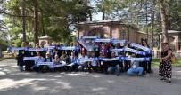 HıZLı TREN - Selçuklu Torunları Osmanlı'nın İzinde Projesinde İkinci Etap Tamamlandı