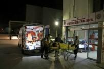 Seydişehir'de Motosiklet Kazası Açıklaması 2 Yaralı
