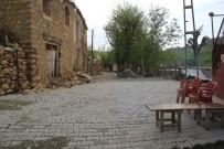 TAŞPıNAR - Silvan Belediyesinden Kırsal Mahallelere Yol Çalışması