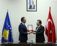 POLİS TEŞKİLATI - Türkiye'den Kosova Polisine Destek