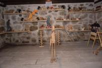 AHŞAP OYUNCAK - Türkiye'nin İlk 'Ekolojik Ahşap Oyuncak Çocuk Müzesi' Tekkeköy'de