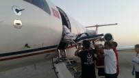 ÇOCUK HASTALIKLARI - Uçak Ambulans 14 Yaşındaki Gülbahar İçin Havalandı