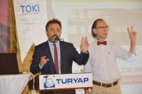 TOPLU KONUT - Uşak Kentsel Dönüşüm Alanında 397  Adet İşyeri Açık Artırmayla Satıldı