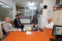 YEREL GAZETE - Vali Varol Açıklaması 'Basın Bizlerin Gören Gözü Ve Duyan Kulağı Olmalı'