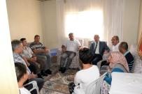 Vali Yazıcı'dan Şehit Ailesine Anlamlı Ziyaret